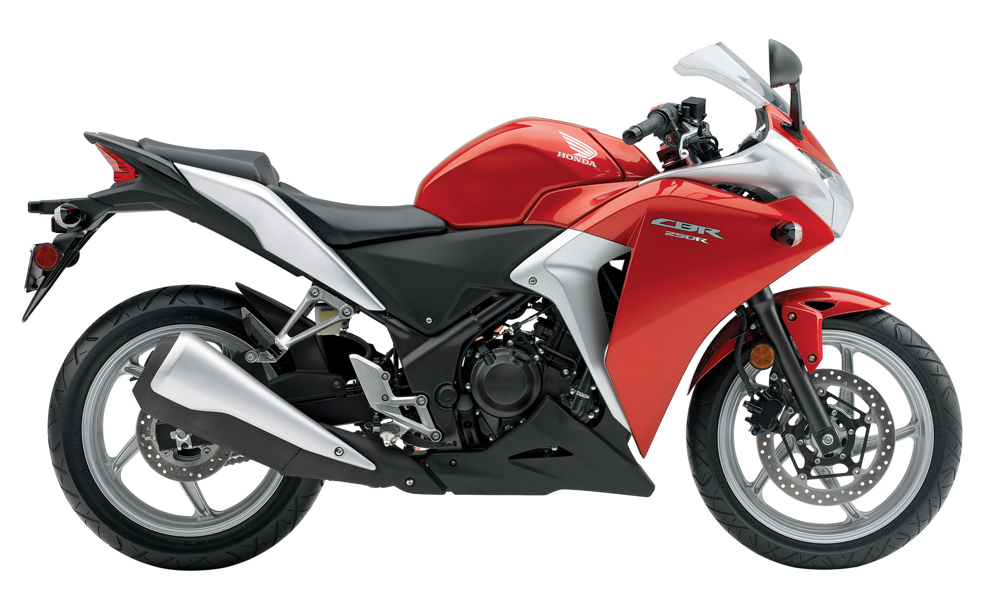 2012 Honda CB250R Review