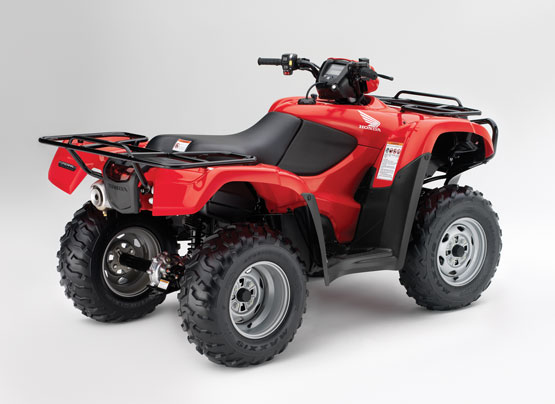 2012 Honda FourTrax Foreman 4x4 ES with Electric Power Steering TRX500FPE