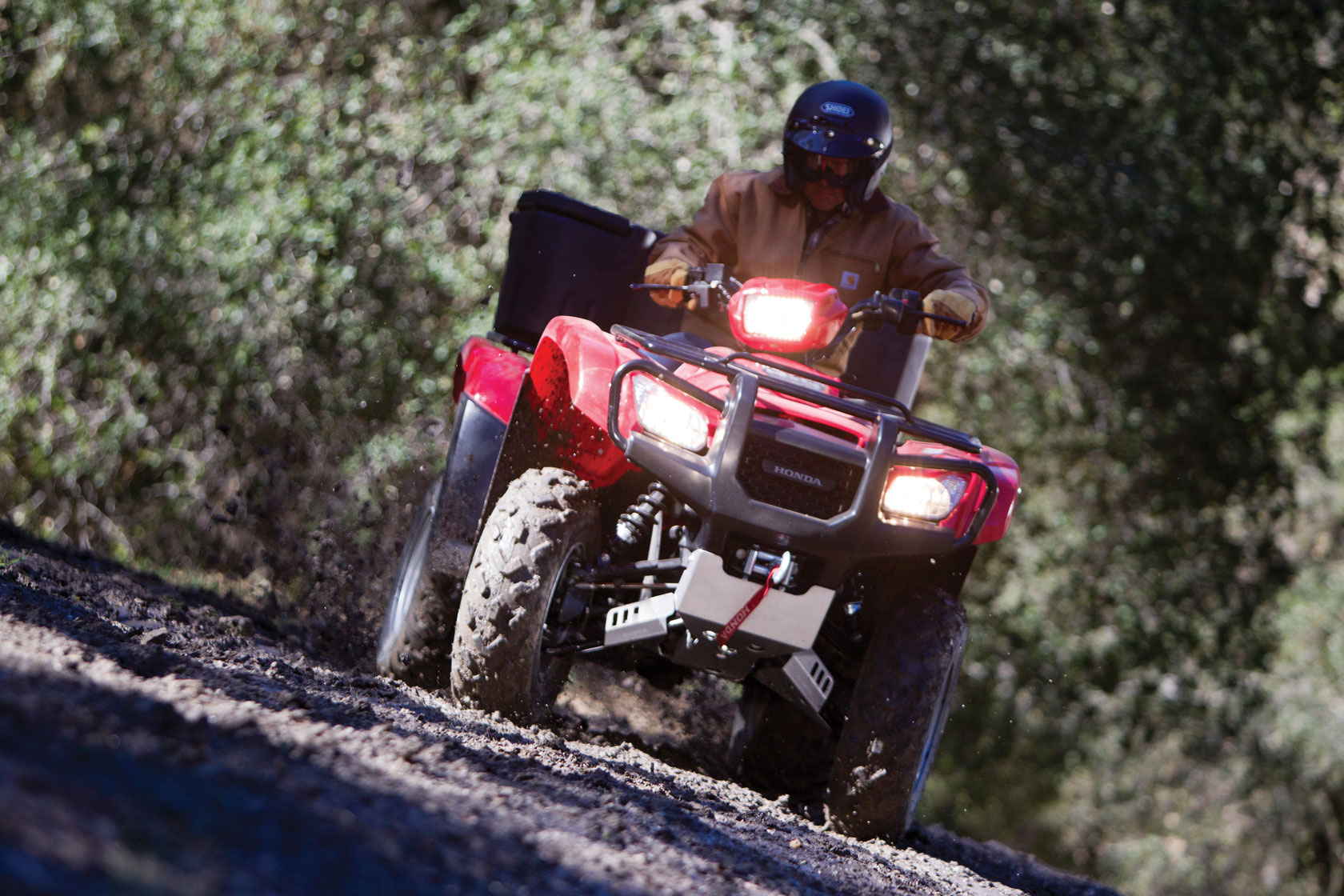 2012 Honda FourTrax Foreman 4x4 ES with Electric Power