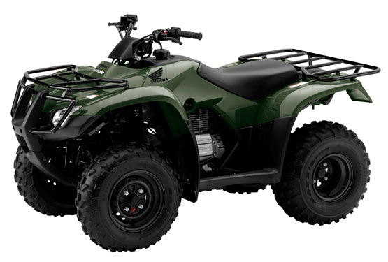 2012 Honda FourTrax Recon TRX250TM