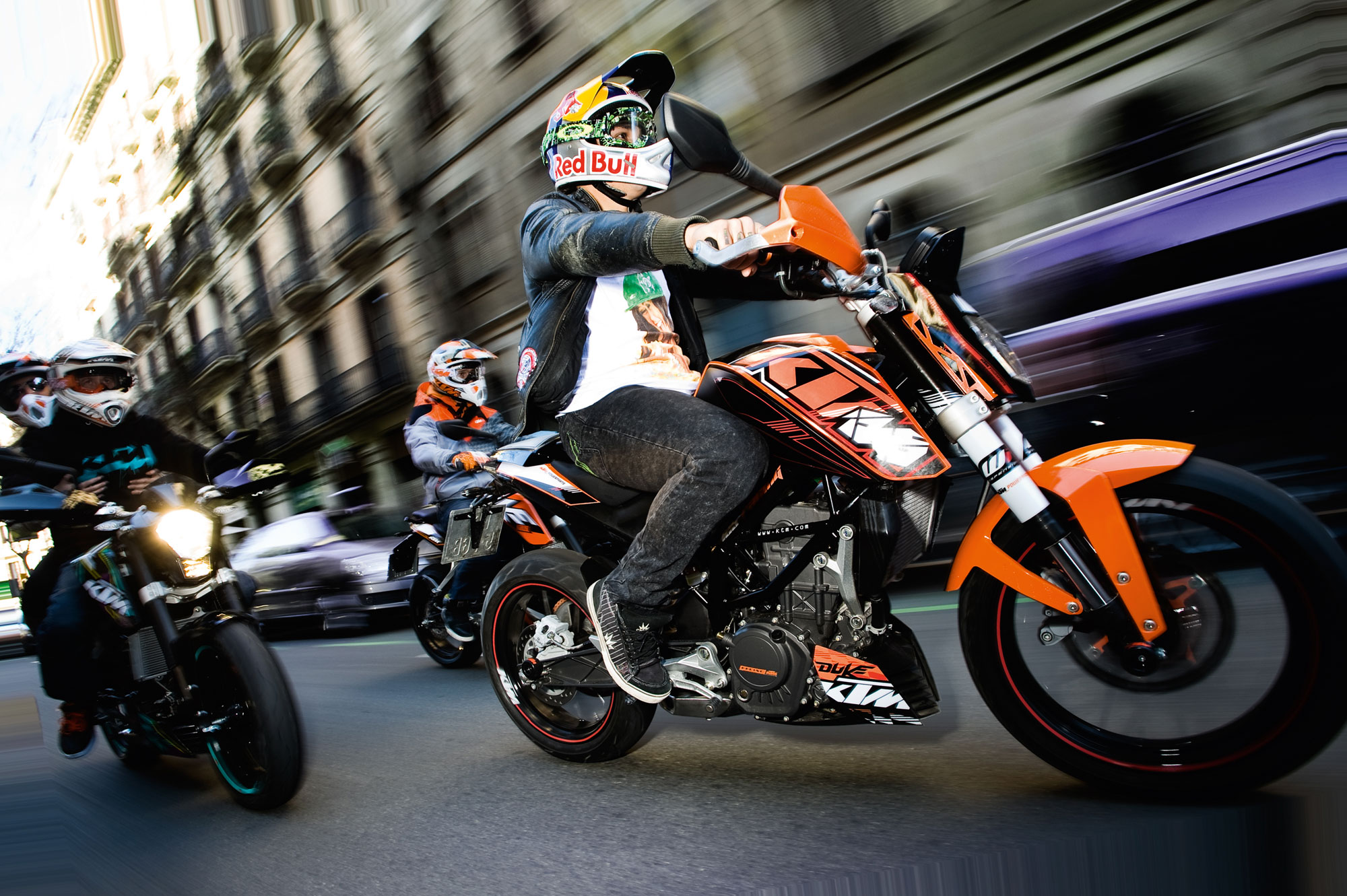 2012 Ktm 125 Duke Review