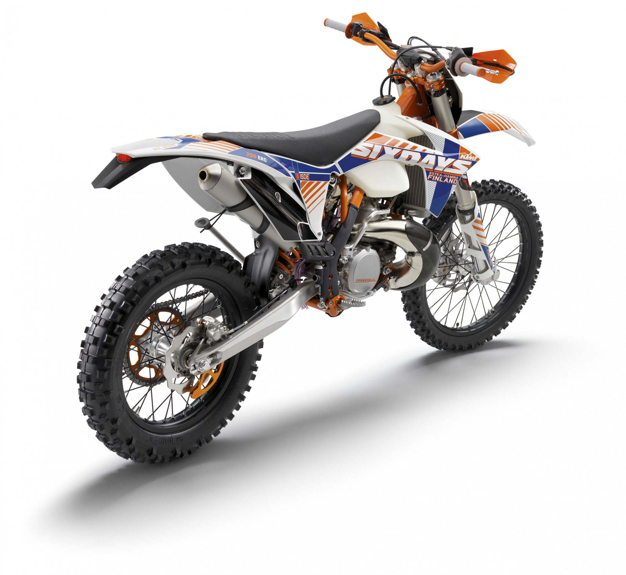 2012 ktm 250 exc six days review
