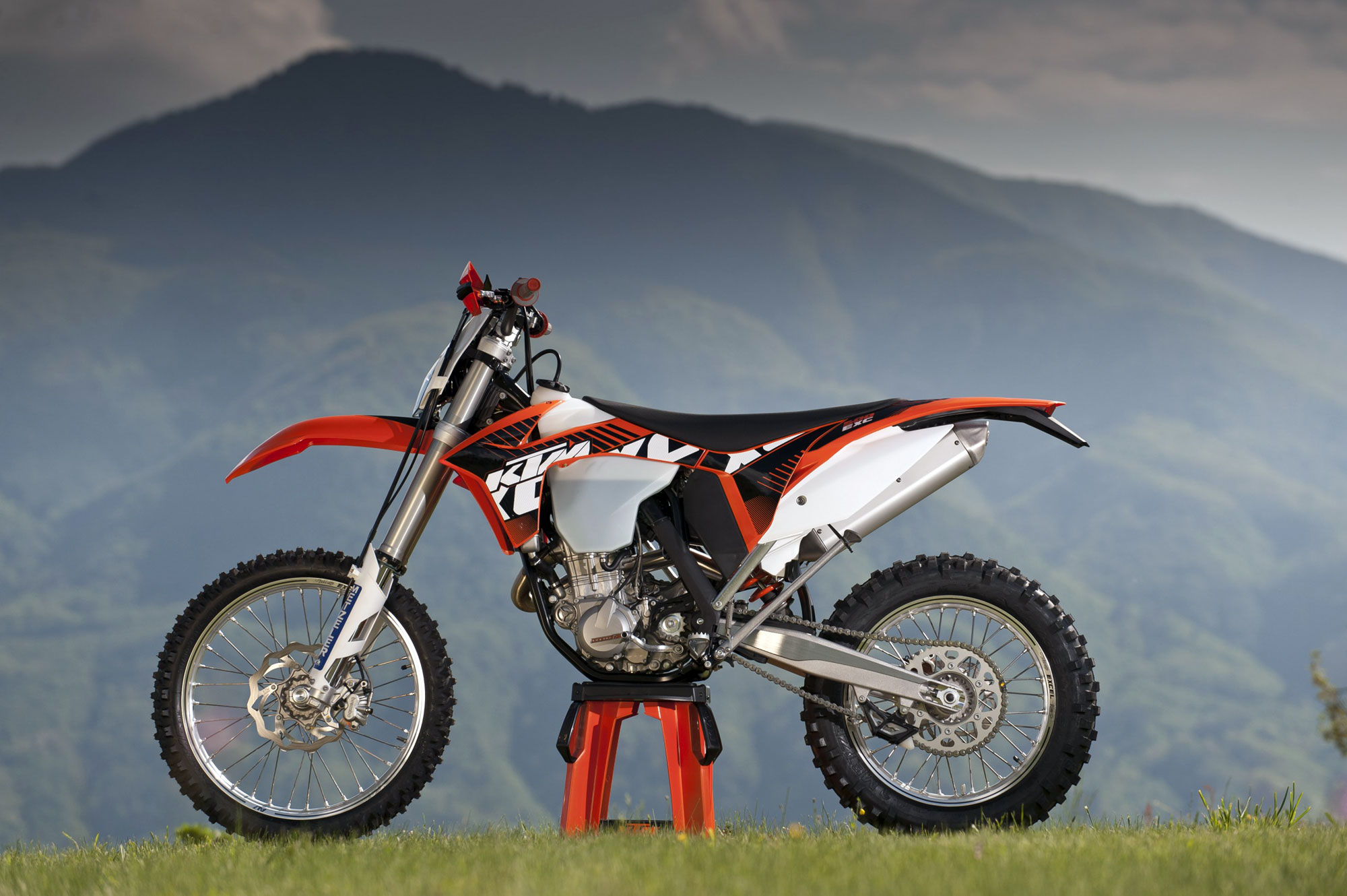 2012 KTM 500 EXC Review
