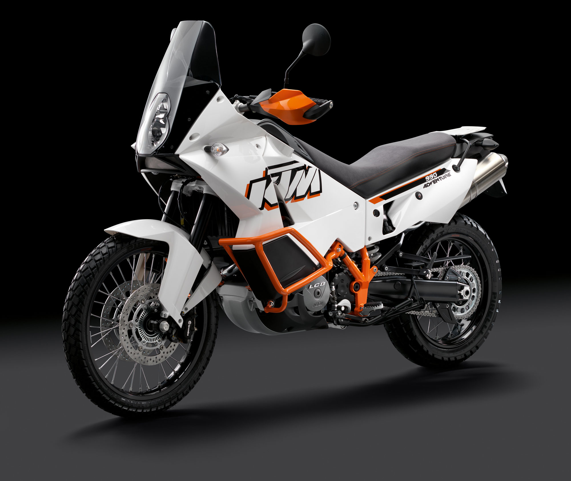2012 KTM 990 Adventure Review