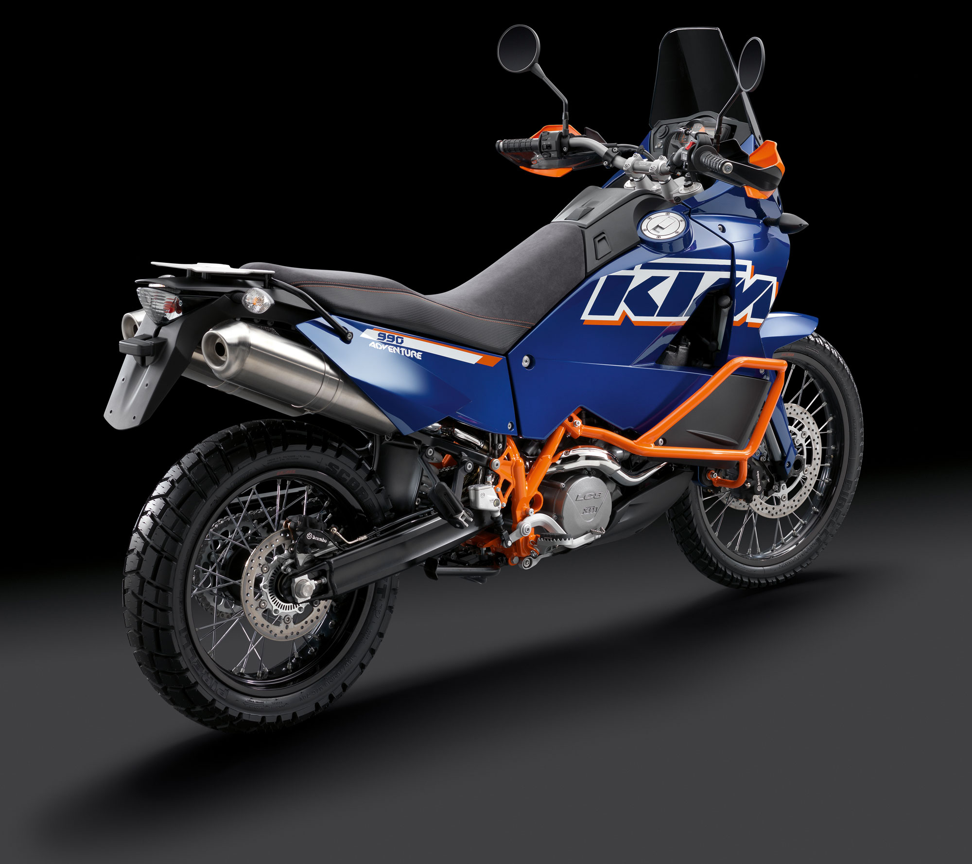 2012 KTM 990 Adventure R Review