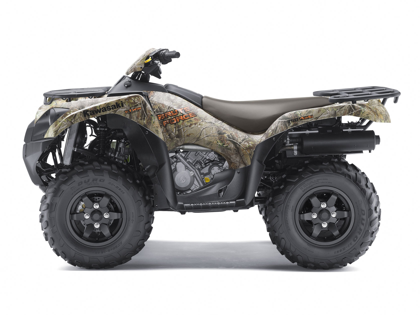 Kawasaki Brute Force  Transparent