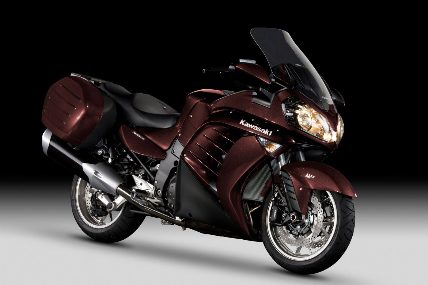 2012 Kawasaki Concours 14 ABS Review
