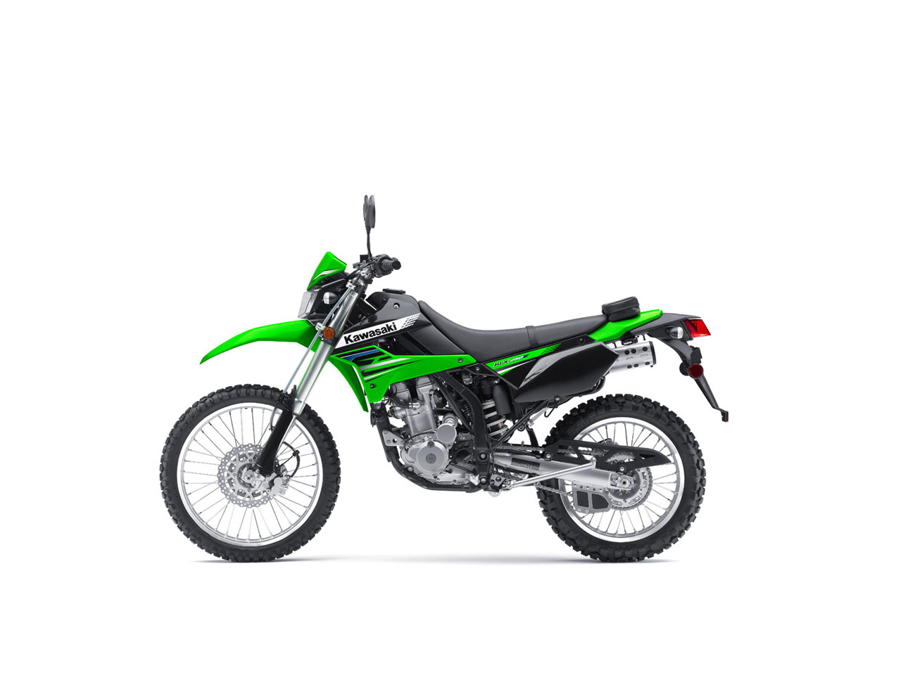2012 Kawasaki KLX250S Review