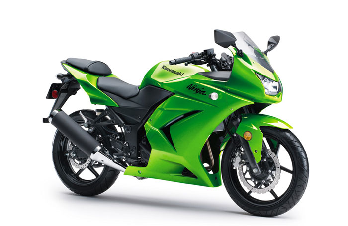 2012 Kawasaki Ninja 250r Review