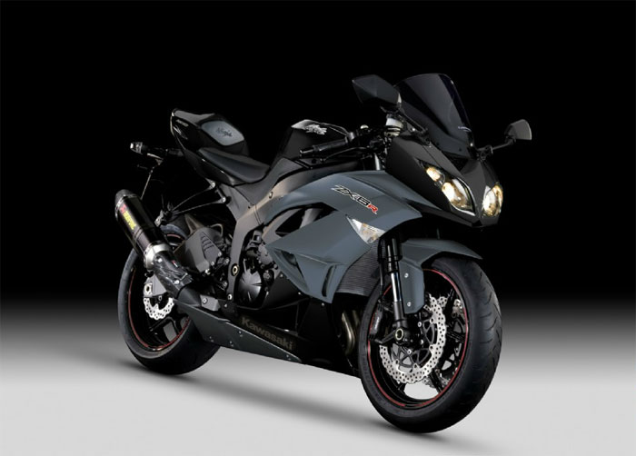 2012 Kawasaki Ninja ZX-6R Performance Edition