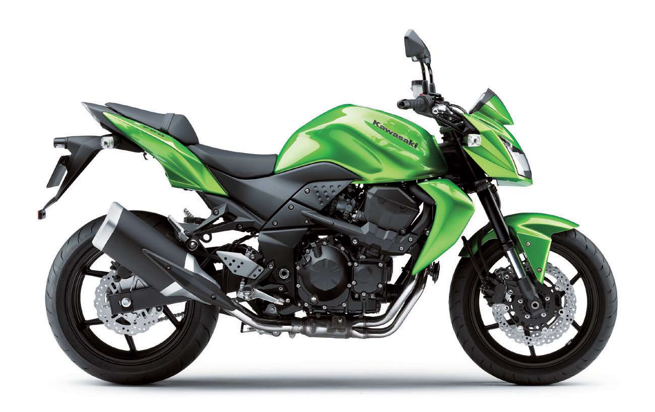 2012 Kawasaki Z750 Review