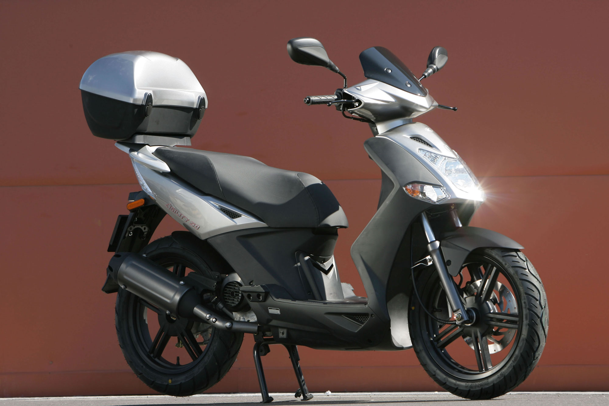 2012 kymco agility city 50 4t review. Black Bedroom Furniture Sets. Home Design Ideas