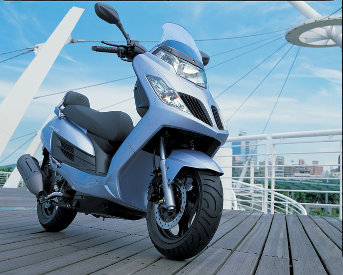 2012 Kymco Frost 200i