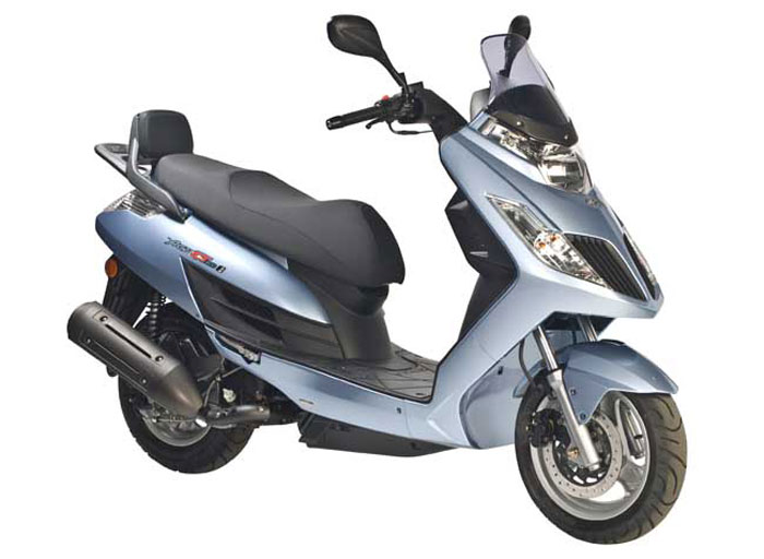 2012 Kymco Yager GT 200i