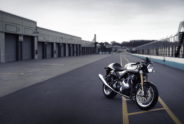 2012 Norton Commando 961 Cafe Racer