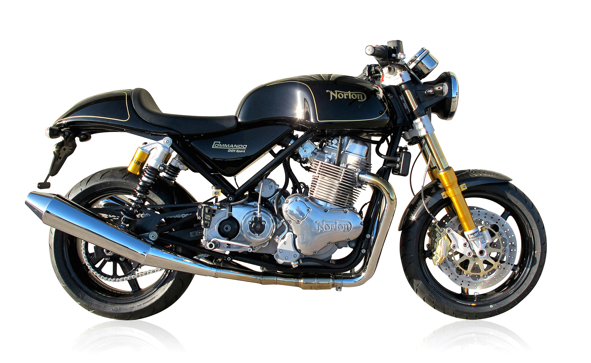 2014 Norton Commando 961 Sport Review