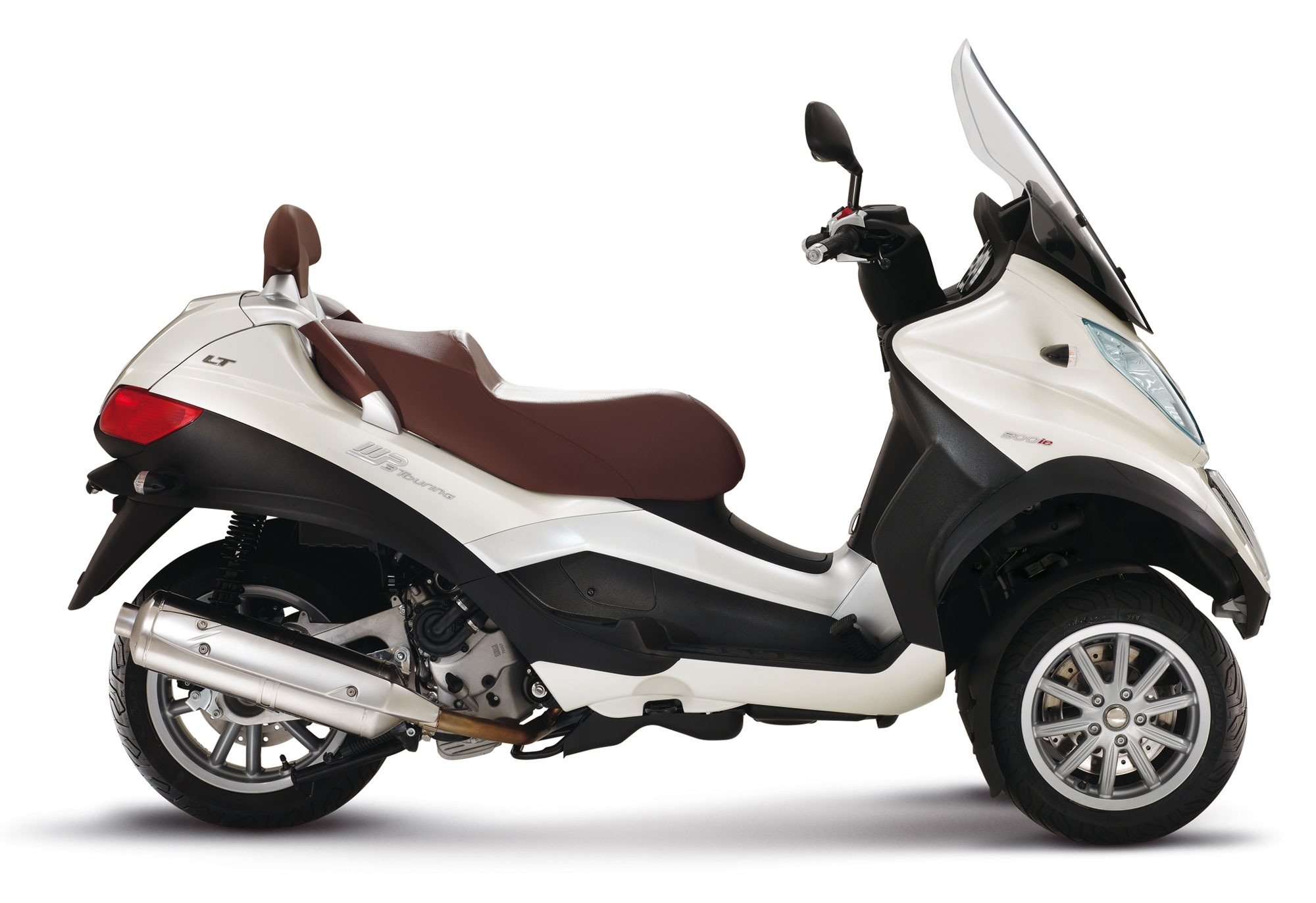 2012 piaggio mp3 touring lt 500 i e review. Black Bedroom Furniture Sets. Home Design Ideas