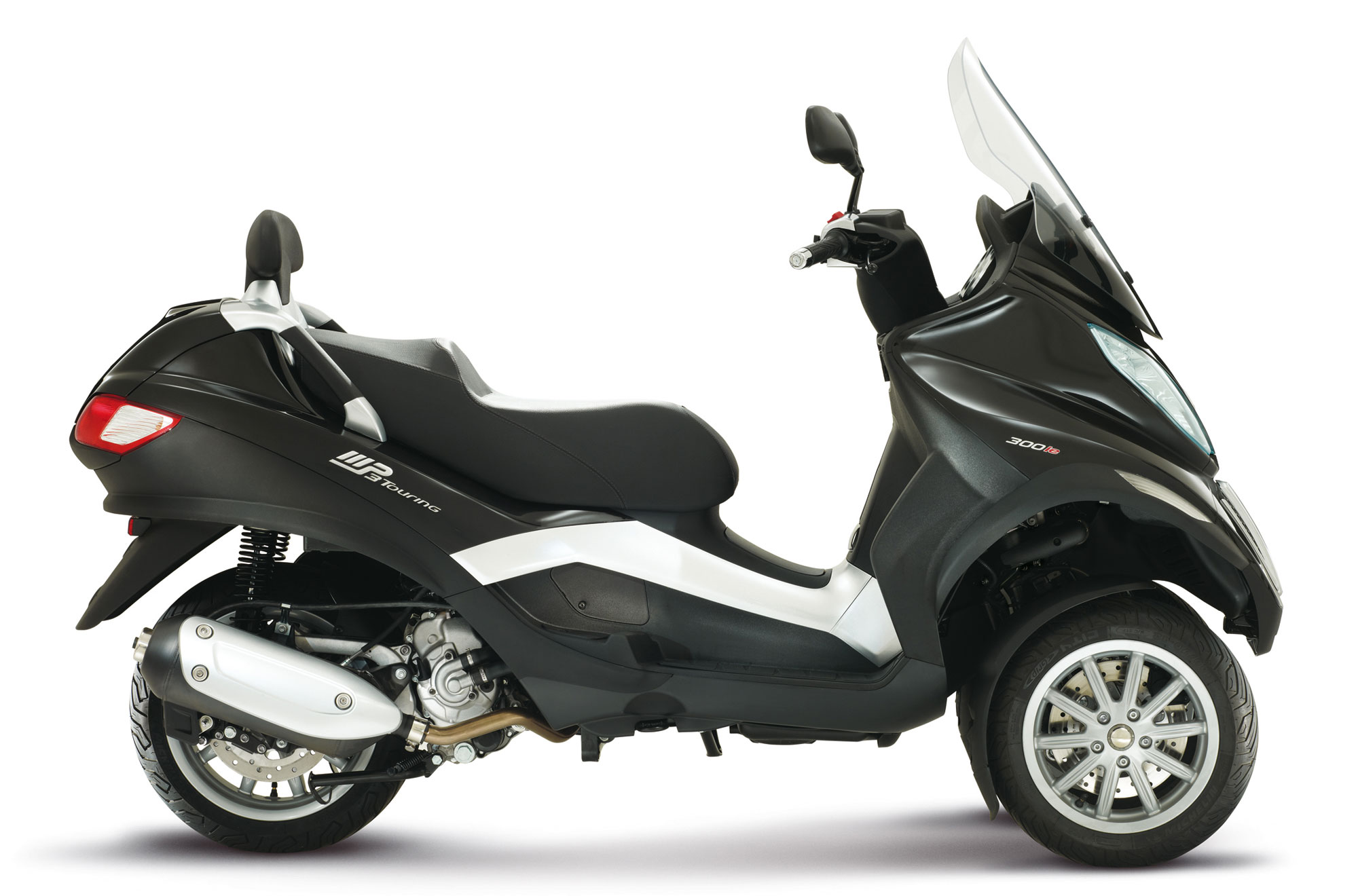 2012 piaggio mp3 touring 300 i e review. Black Bedroom Furniture Sets. Home Design Ideas
