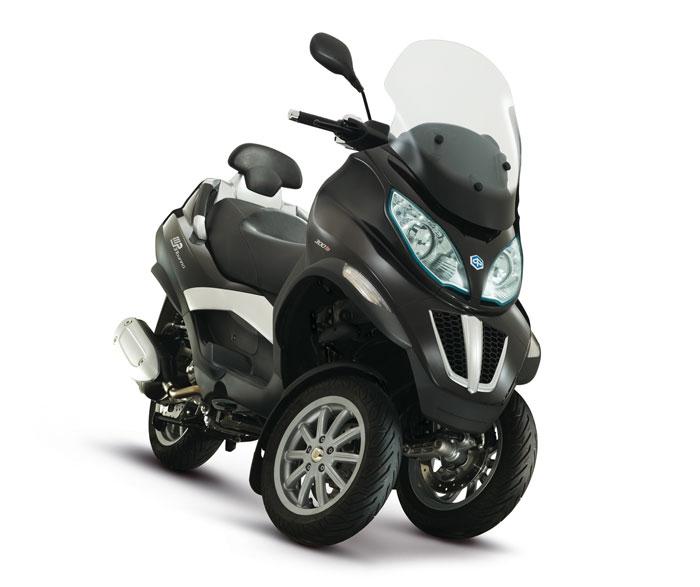 2012 Piaggio Mp3 Touring 300 I.E.