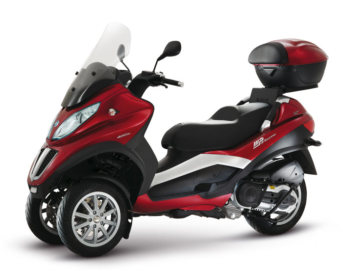 2012 piaggio mp3 touring 400 i e review. Black Bedroom Furniture Sets. Home Design Ideas