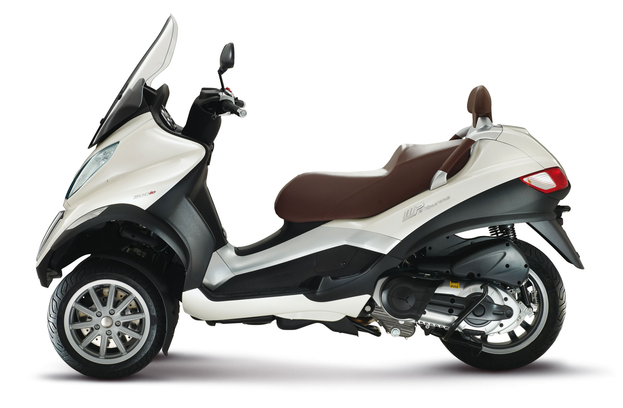 2012 piaggio mp3 touring 500 i e business review. Black Bedroom Furniture Sets. Home Design Ideas