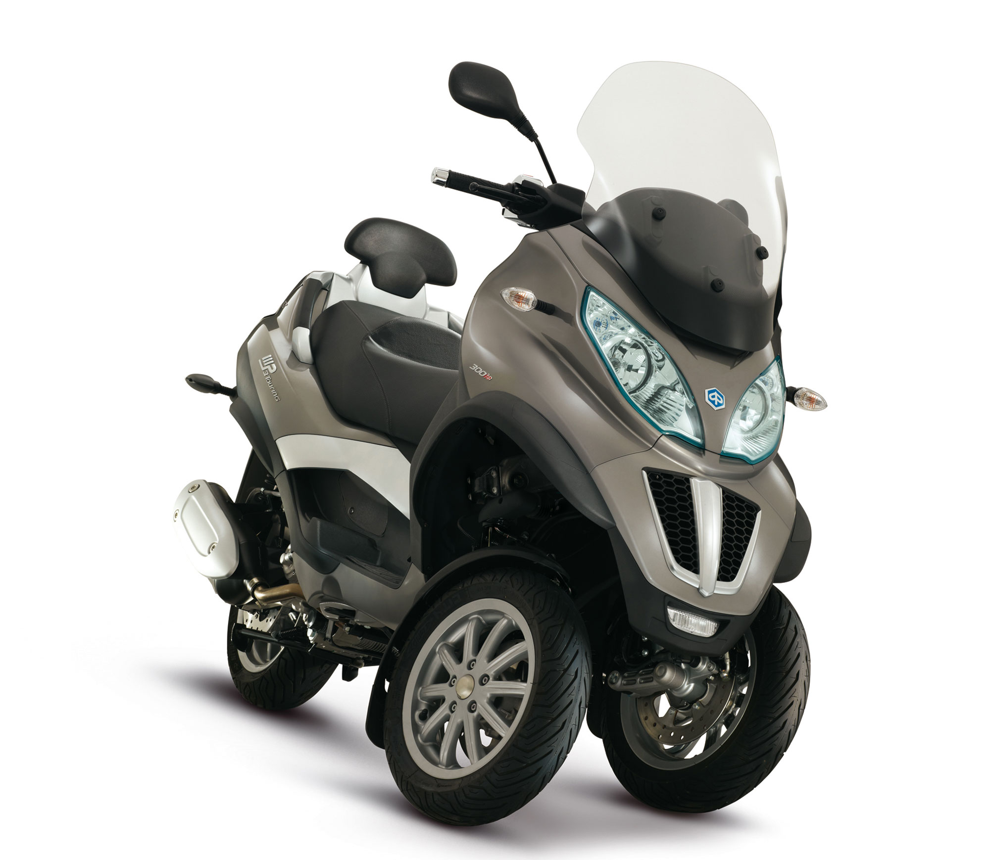 2012 piaggio mp3 touring lt 300 i e review. Black Bedroom Furniture Sets. Home Design Ideas