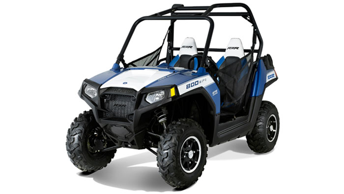 2012 Polaris Ranger RZR 800 EPS Boardwalk Blue LE