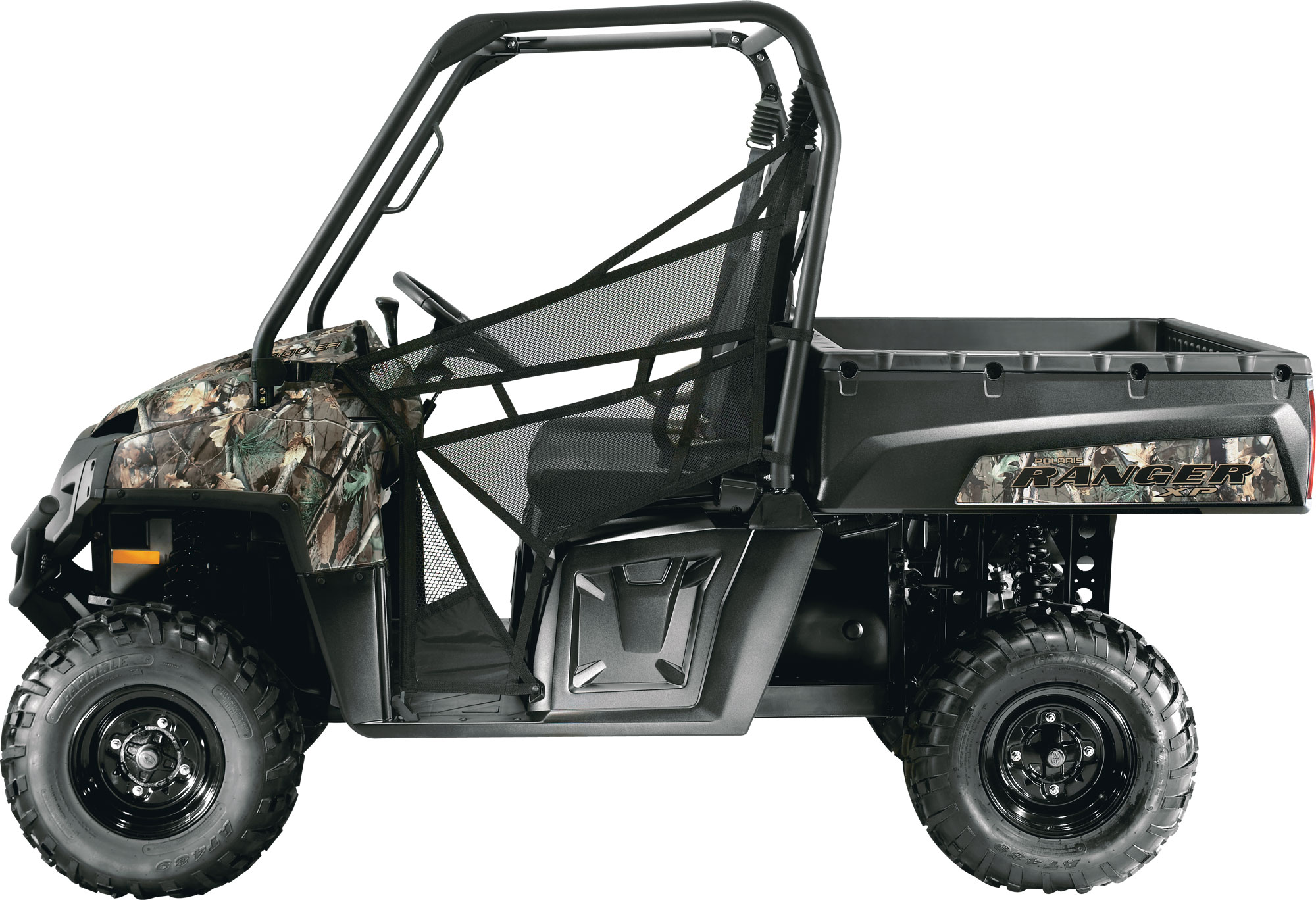 2012 Polaris Ranger XP 800 EPS Browning LE Review