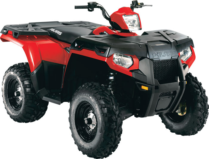 2012 Polaris Sportsman 500 HO