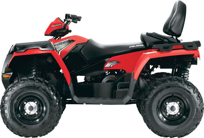 2012 Polaris Sportsman Touring 500 HO