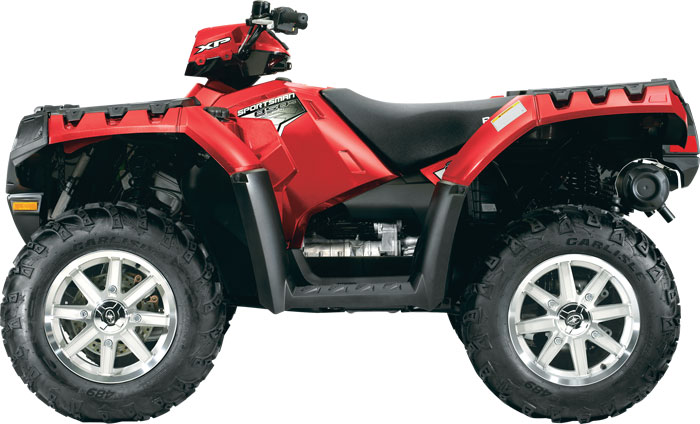 2012 Polaris Sportsman Touring 850 HO EPS