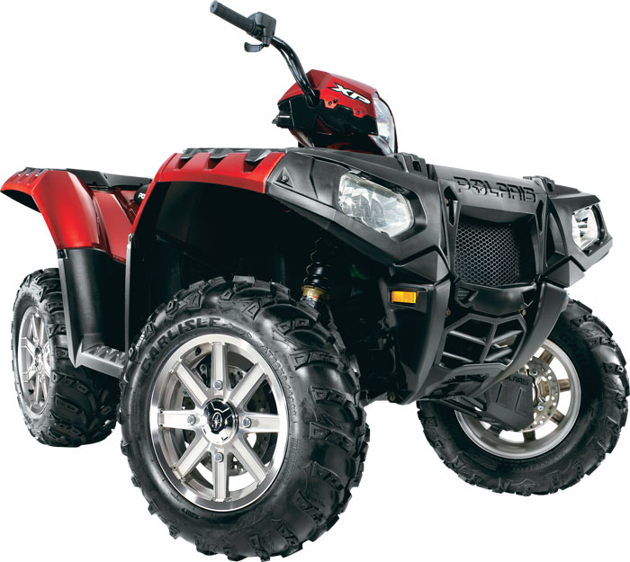 2012 Polaris Sportsman XP850 HO EPS