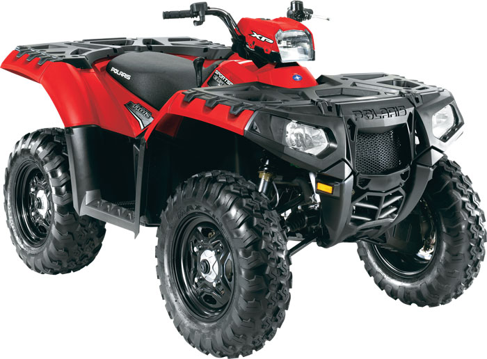 2012 Polaris Sportsman XP850 HO