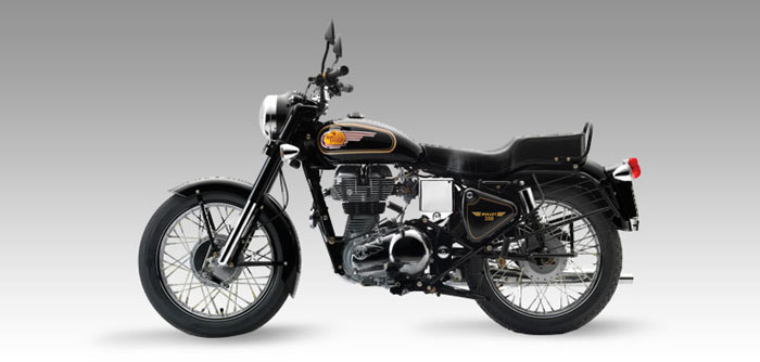 2012 Royal Enfield Bullet 350 Twinspark