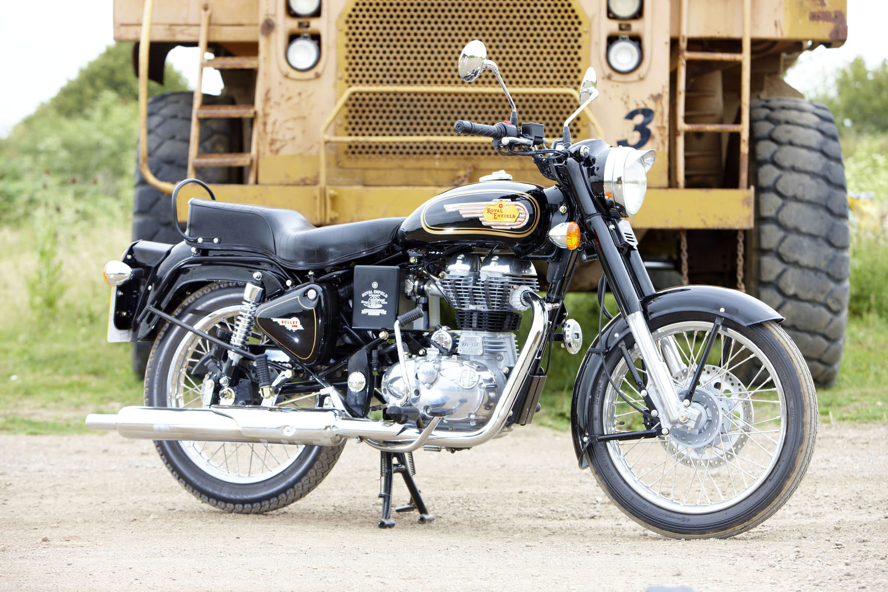 2013 royal enfield bullet 500 b5 efi review. Black Bedroom Furniture Sets. Home Design Ideas