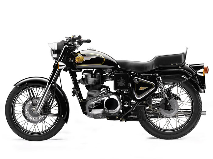 2015 Royal Enfield Bullet 500 B5