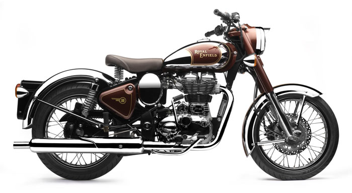 2012 Royal Enfield Bullet C5 Classic Chrome