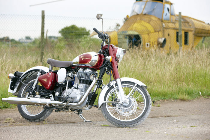 2013 Royal Enfield Bullet C5 Classic Chrome