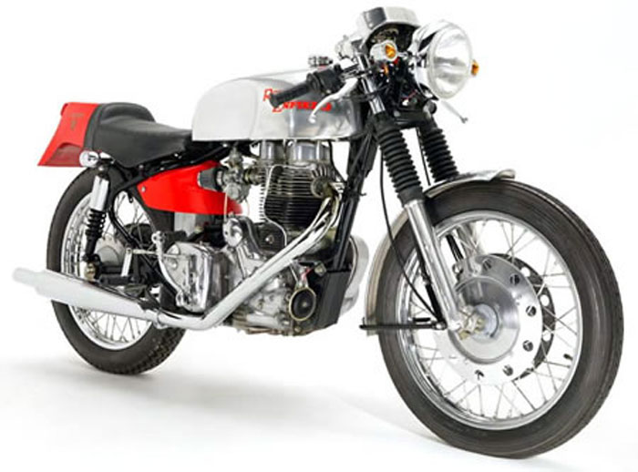 2013 Royal Enfield Cafe Racer Mod Kit