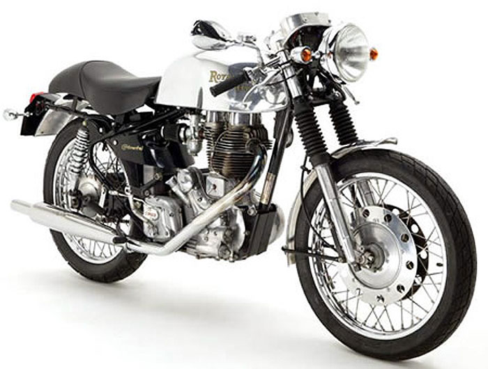 2012 Royal Enfield Continental