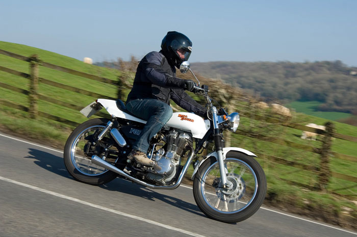 2012 Royal Enfield Fury EFI