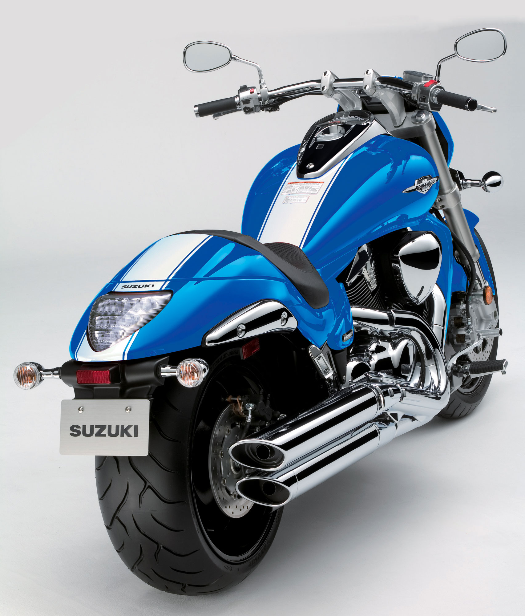 The Boulevard: 2012 Suzuki Boulevard M109R Limited Edition Review