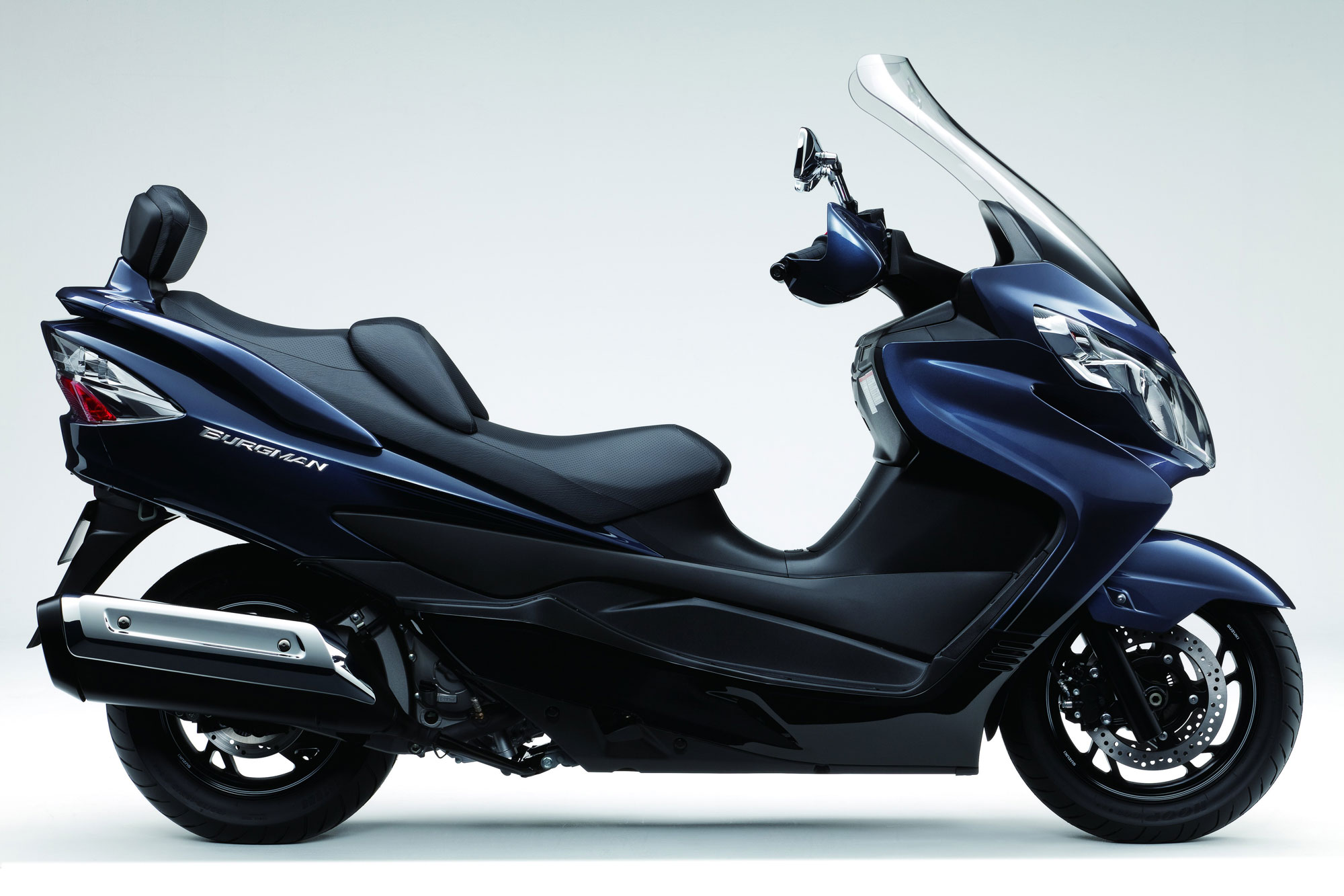 2012 suzuki burgman 400 abs review