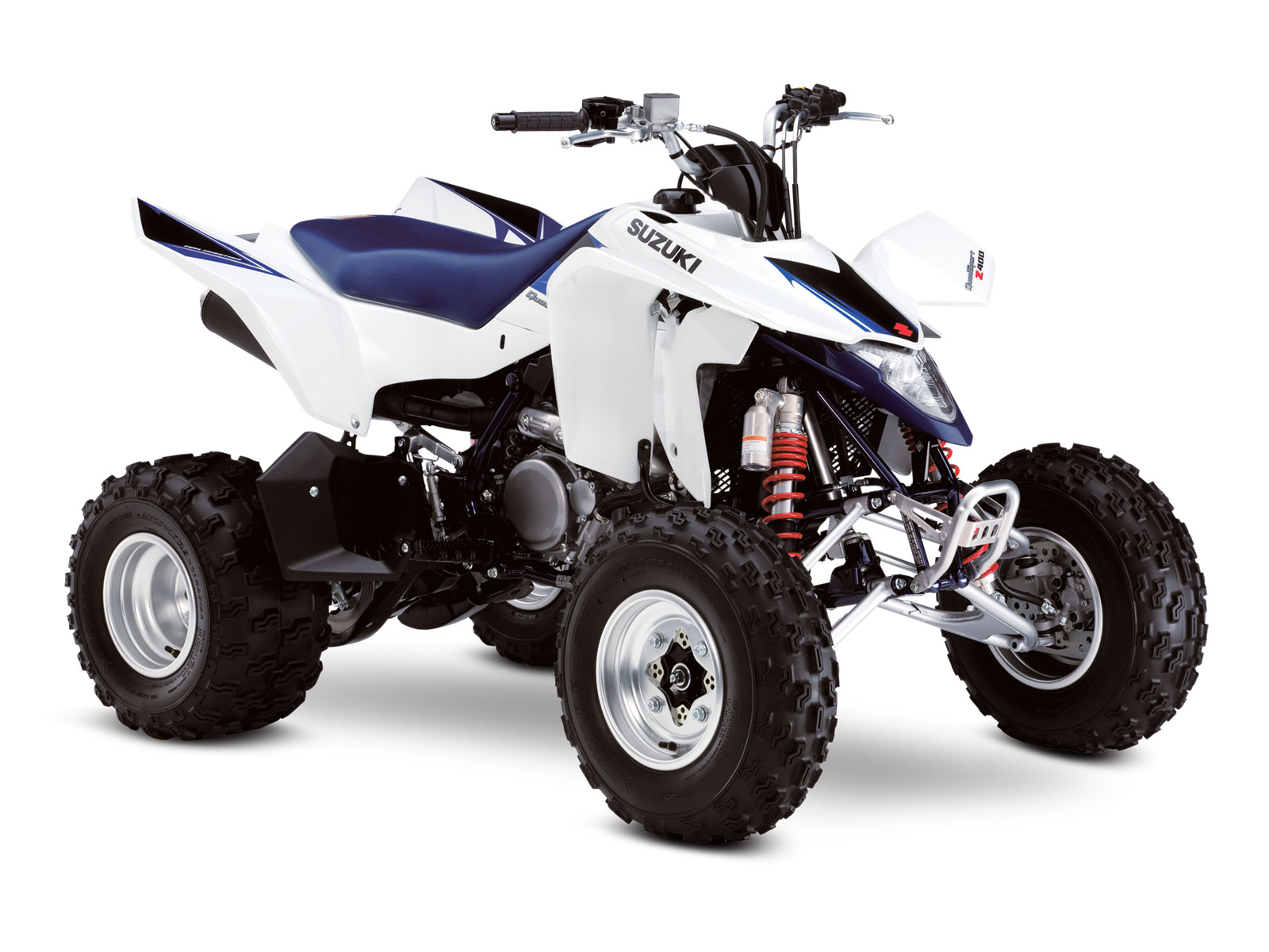 2012 Suzuki QuadSport Z400 Review