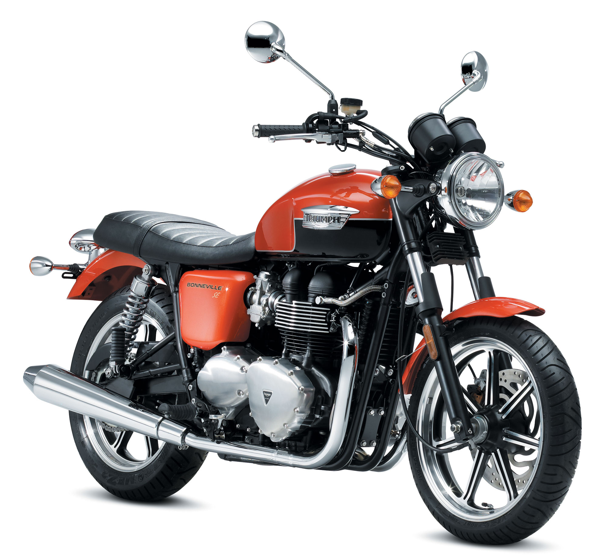 2012 Triumph Bonneville SE Review