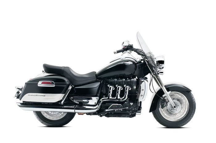 2012 Triumph Rocket III (Rocket 3) Touring ABS