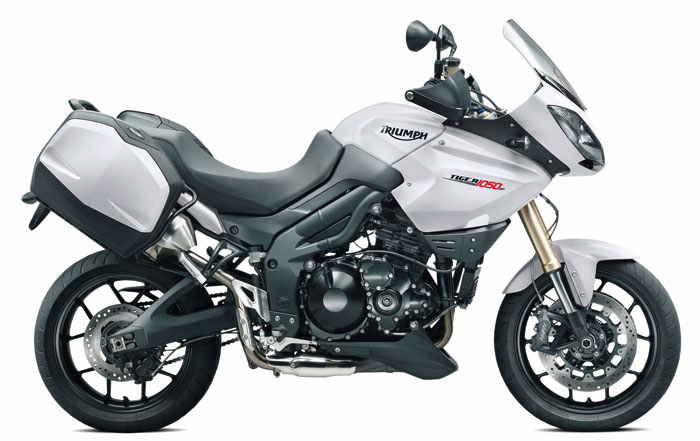 2012 Triumph Tiger 1050 ABS