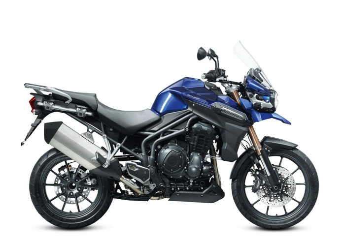 2012 Triumph Tiger 1200 Explorer