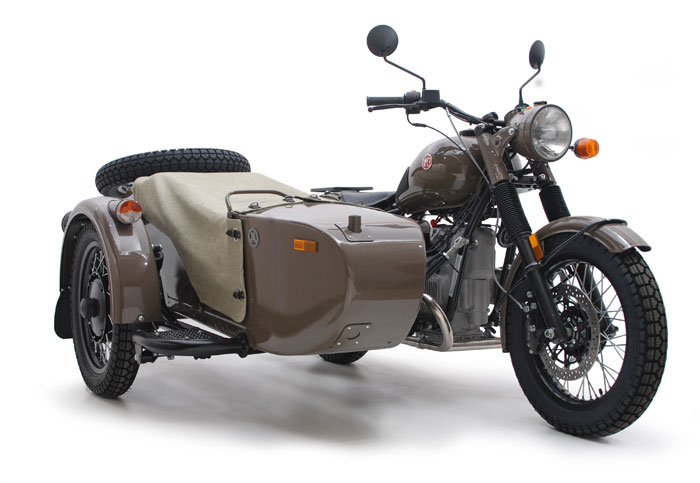 2012 Ural M70 Limited Edition