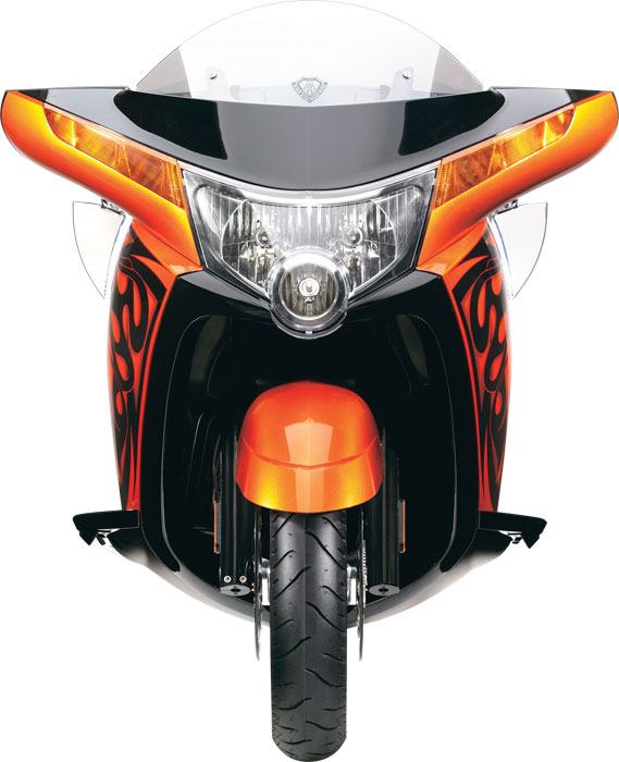 2012 Victory Arlen Ness Vision Review